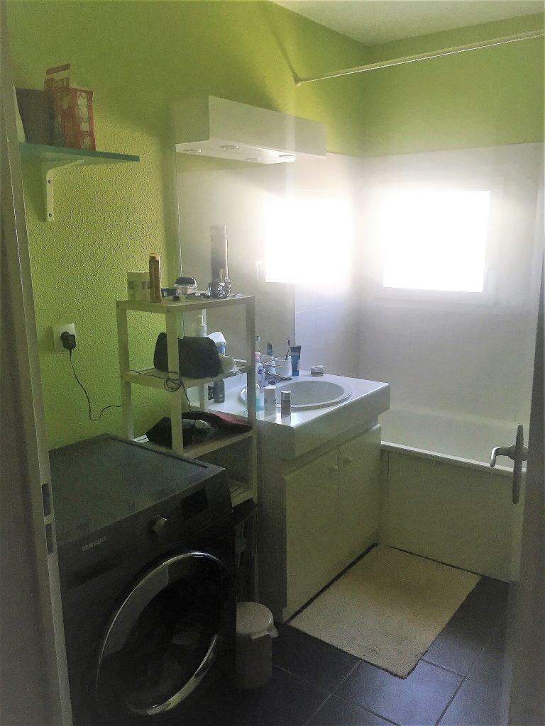 Salle de bain - appartement Bordeaux - photo avant projet