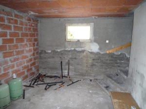 Palier sous-sol avant-projet